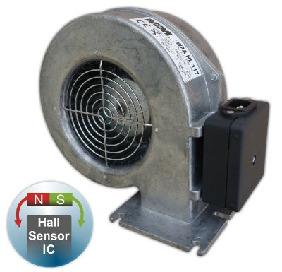 Ventilador WPA HL 117