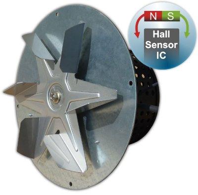 Ventilador R2E 180-CF91-05
