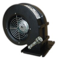 Ventilátor WPA 117 černý